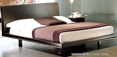 The Hubert Modern Platform Bed