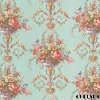 Chelsea Duvar Kağıdı Çiçek Desenli
