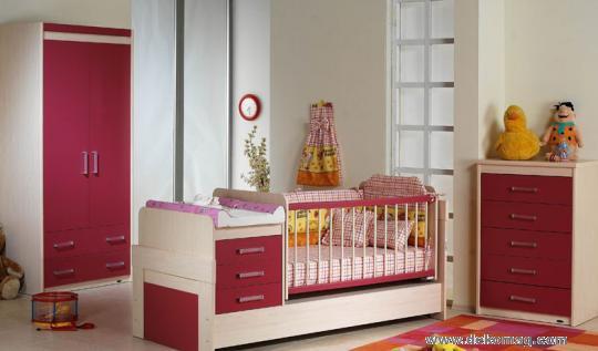 Mirage bebek odası takımı