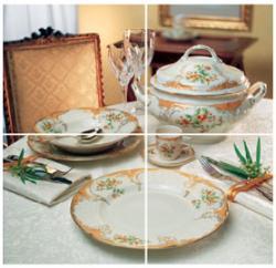 Monev - Sanssouci Chatelaine Yemek Takımı