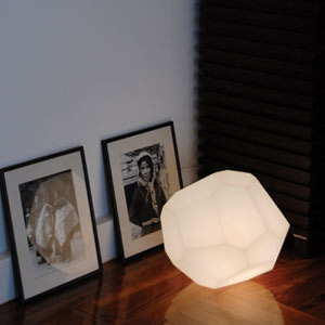 asteroid lamp