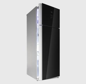 Arçelik - Siyah Orbital Buzdolabı