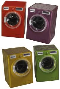 Electrolux - Renkli Çamaşır Makineleri