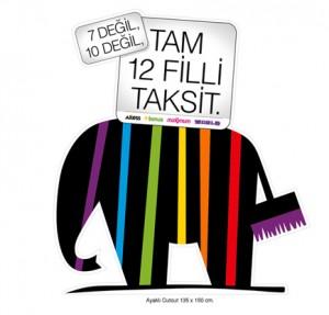 Filli Boya - 12 Taksit Kampanyası