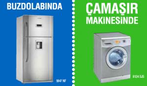 Arçelik - Bulaşık ve Çamaşır Makinesi