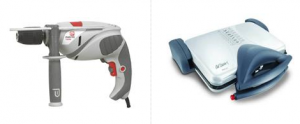 Koctaş - Matkap ve Tost Makinesi