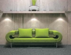 Desso - Koyu Yeşil Halı