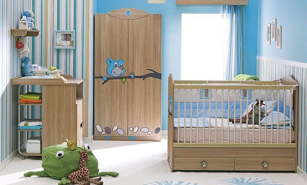 çilek bebek odası 22